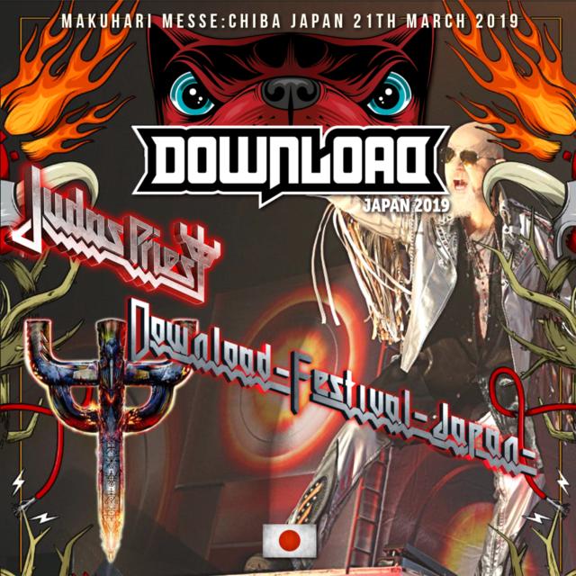コレクターズCD Judas Priest - Download Japan 2019