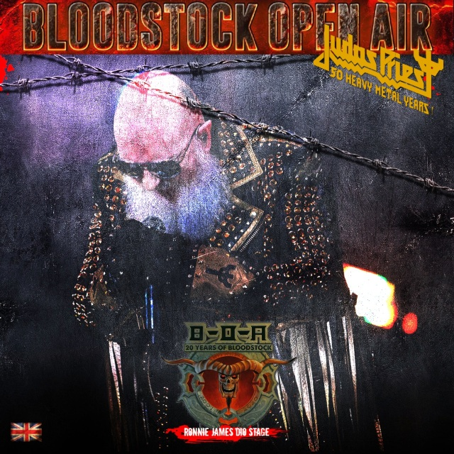コレクターズCD Judas Priest - 50 Heavy Metal Years Tour 2021 [Bloodstock Open Air 2021]