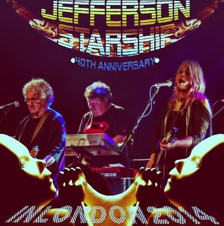 コレクターズCD ジェファーソン・スターシップ 2014年ヨーロッパツアー