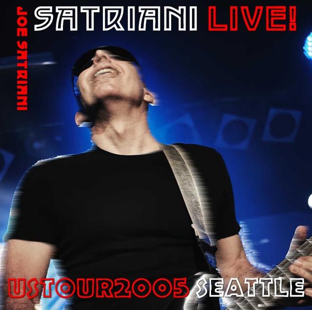 コレクターズCD Joe Satriani - USTour 2005