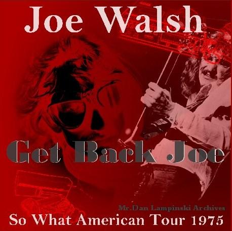 コレクターズCD ジョー・ウォルシュ(Joe Walsh)1975年アメリカツアー