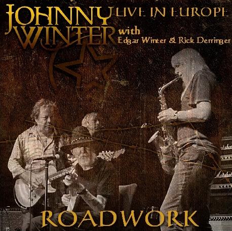 コレクターズCD ジョニー・ウインターヨーロッパツアー with Edgar Winter & Derringer