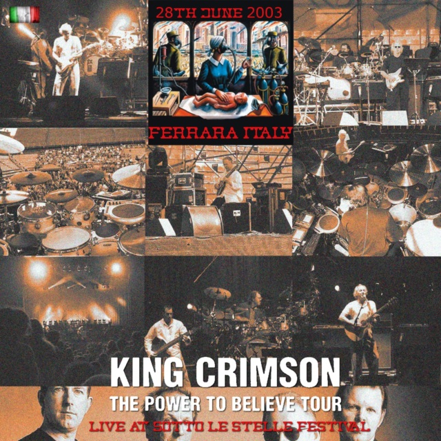 コレクターズCD KING CRIMSON - The Power To Believe Tour 2003