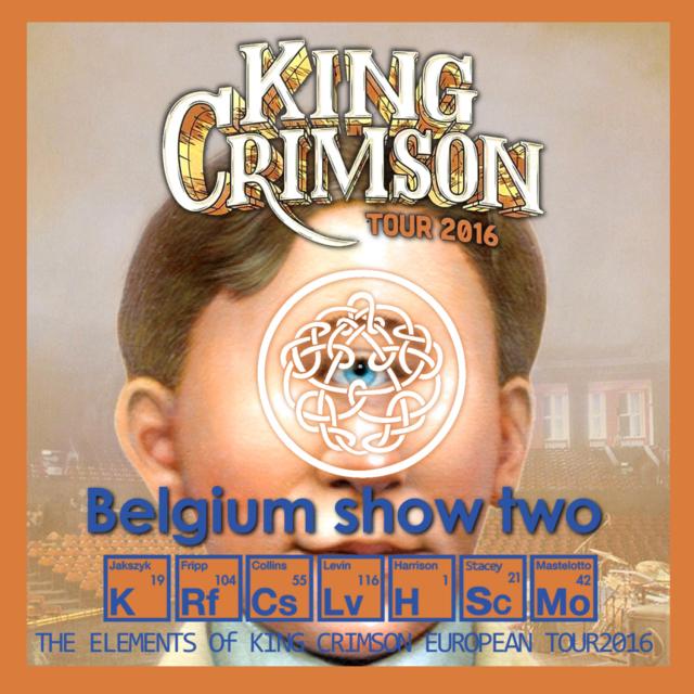 コレクターズCD KING CRIMSON - The Elements of King Crimson Tour 2016