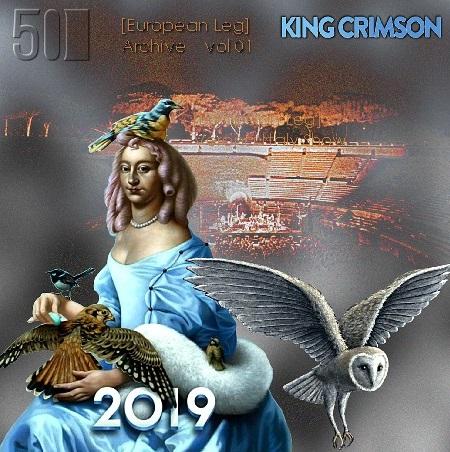 King Crimson - 2019 Celebration Tour