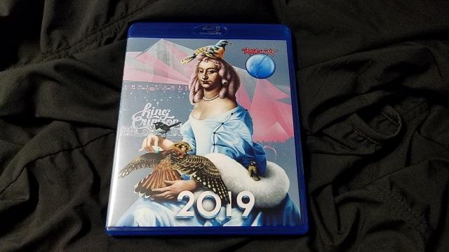 コレクターズ Blu-ray King Crimson - Rock in Rio 2019