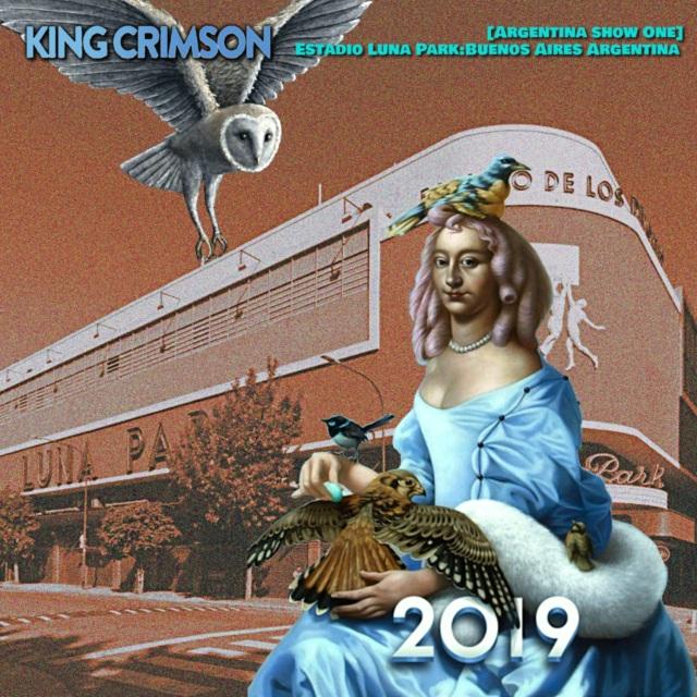 コレクターズCD King Crimson - 2019 Celebration Tour