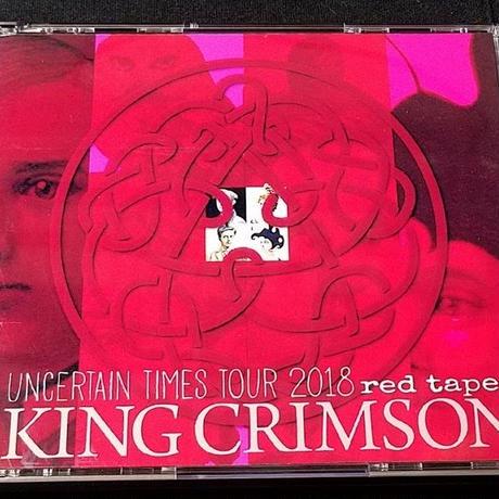 コレクターズCD King Crimson 【Uncertain Times Tour
