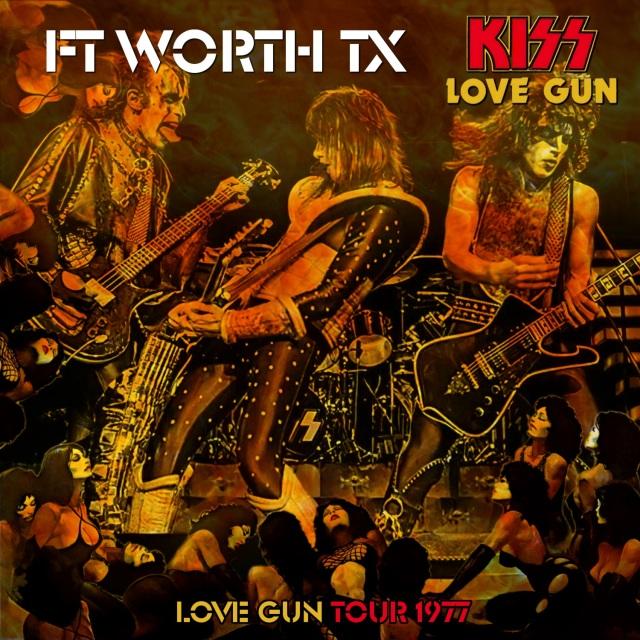 コレクターズCD Kiss - Love Gun Tour 1977