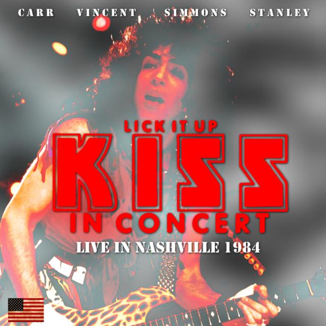 コレクターズCD Kiss - Lick It Up Tour 1984