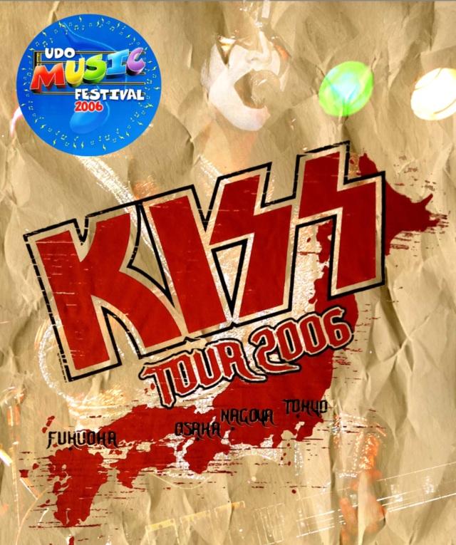 コレクターズBlu-ray  Kiss - Rising Sun Tour 2006