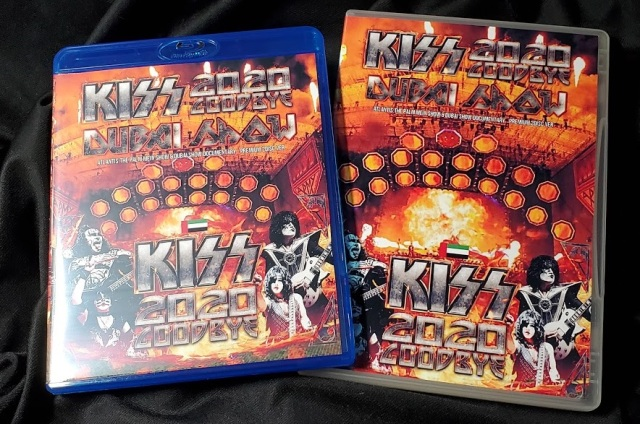 コレクターズBlu-ray  KISS 2020 GOODBYE