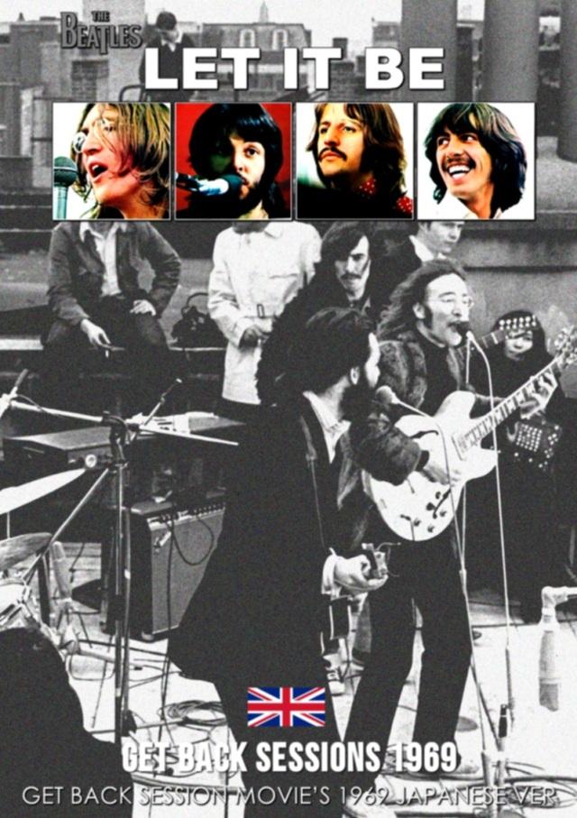コレクターズDVD  The Beatles - Get Back Session Movie's 1969