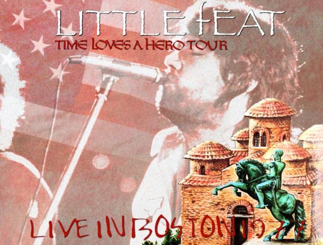 コレクターズCD Little Feat - US Tour 1977