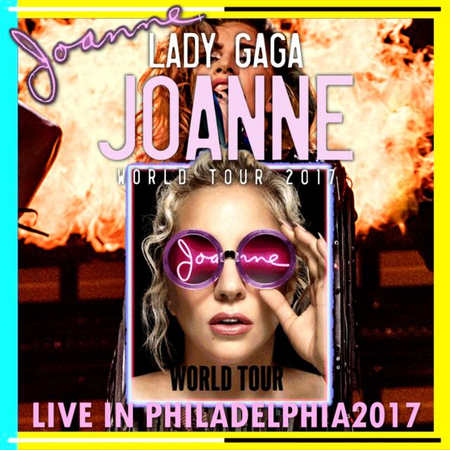 コレクターズCD レディーガガ2017年アメリカンツアー(Joanne World Tour)