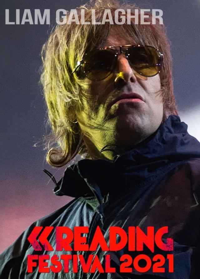 コレクターズDVD Liam Gallagher - Reading Festival 2021