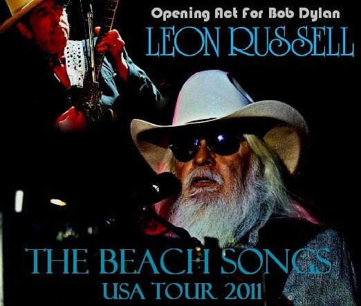 コレクターズCD Leon Russell(レオン・ラッセル)2011年アメリカツアー