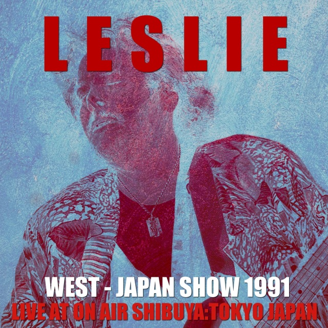 コレクターズCD Leslie West - Japan Show 1991