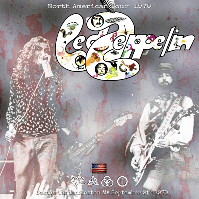 コレクターズCD LED ZEPPELIN - North American Tour Summer 1970 Tour