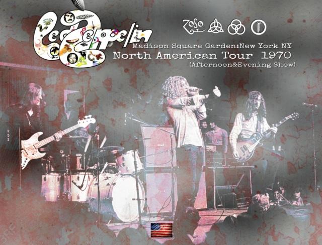 コレクターズCD Led Zeppelin - North American Tour 1970