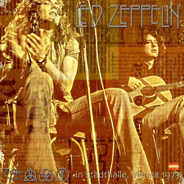 コレクターズCD Led Zeppelin - European Tour 1973