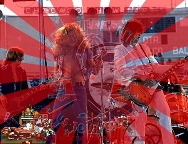 コレクターズCD Led Zeppelin - North American Tour 1973