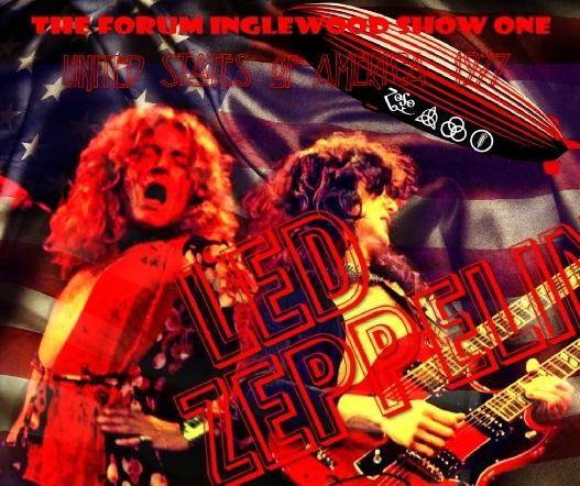 コレクターズCD Led Zeppelin (レッド・ツェッペリン)1977年アメリカンツアー