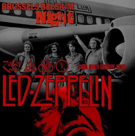 コレクターズCD レッド・ツェッペリン 1980年 ヨーロッパツアー