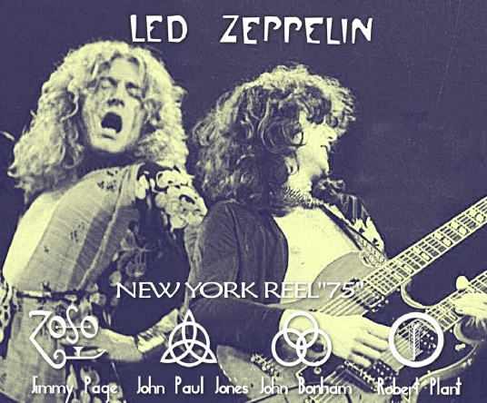 コレクターズCD レッドツェッペリン 1975年アメリカツアー