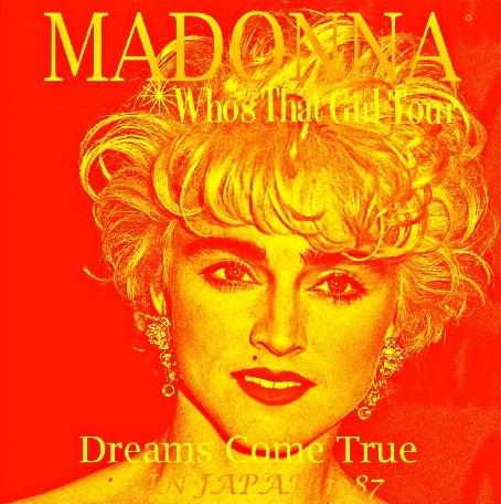 コレクターズCD マドンナ1987年 日本公演