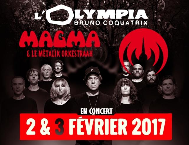 コレクターズCD マグマ 2017年パリ