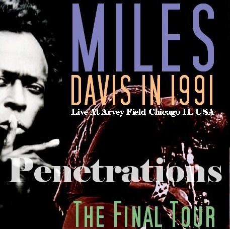 コレクターズCD マイルス・デイヴィス(Miles Davis) 91年アメリカツアー