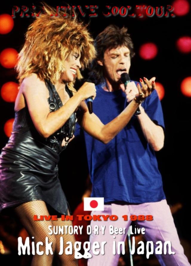 コレクターズDVD  Mick Jagger - Primitive Cool Japan Tour 1988
