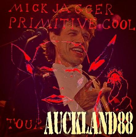 コレクターズCD ミックジャガー 1988年ソロツアー