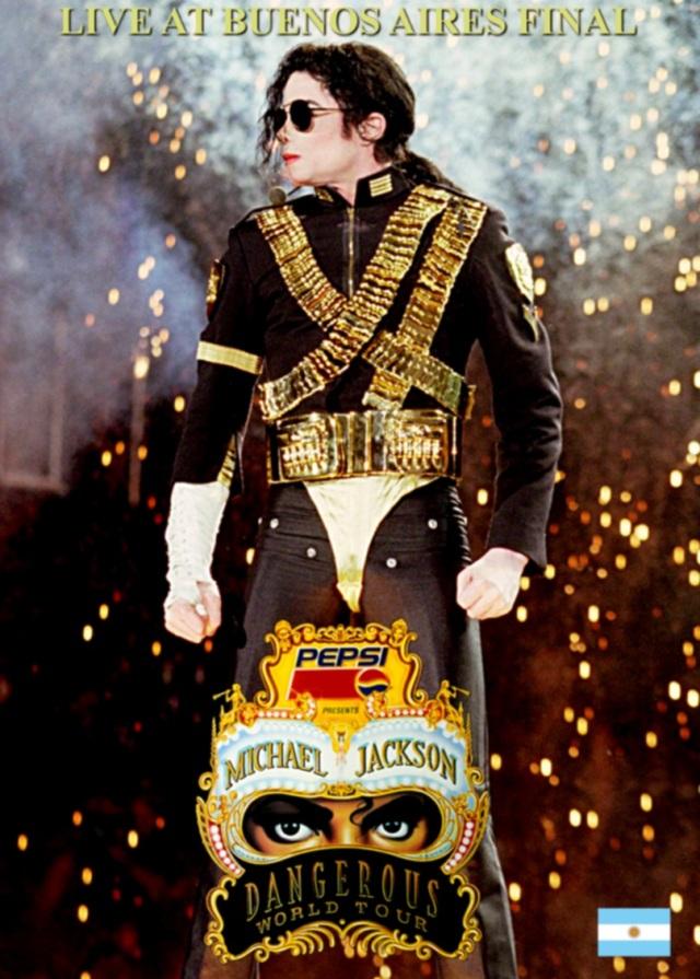 コレクターズDVD Michael Jackson - Dangerous World Tour 1993