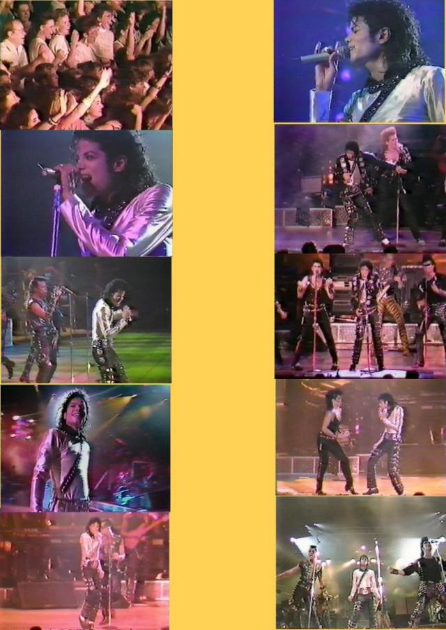 コレクターズDVD Michael Jackson(マイケルジャクソン 87年 BAD World Tour Australia) 最終日 Pro shot