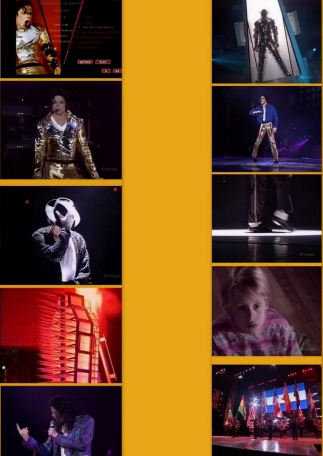 コレクターズDVD Michael Jackson(マイケルジャクソン 96年 HIStory World Tour New Zealand)Auckland  Pro shot
