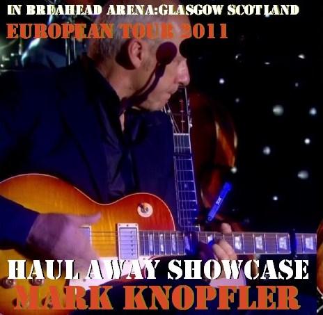 コレクターズCD  Mark Knopfler(マーク・ノップラー)2011年ヨーロッパツアー