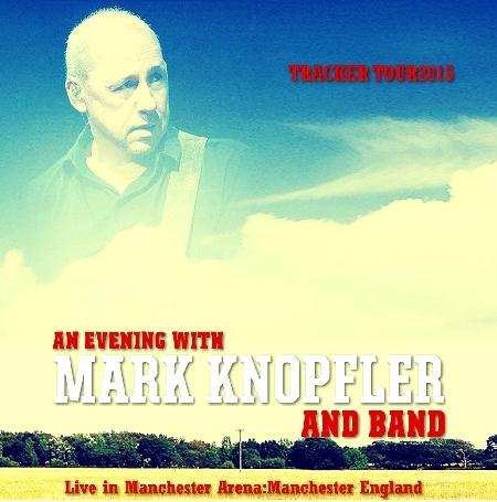 コレクターズCD マークノップラー 2015年ヨーロッパツアー