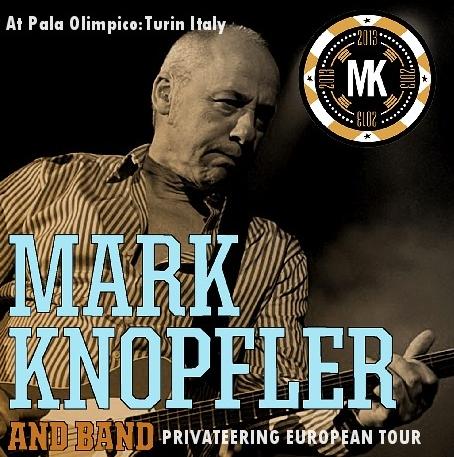 コレクターズCD マーク・ノップラー 2013年ヨーロッパツアー