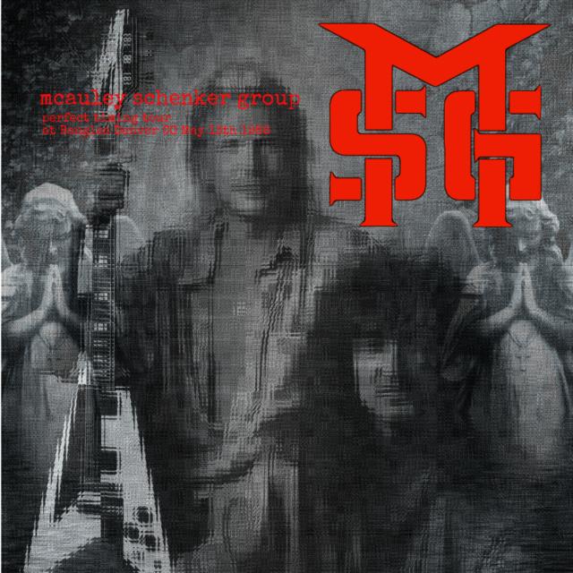 コレクターズCD マッコリ-シェンカー グループ 1988年アメリカツアー