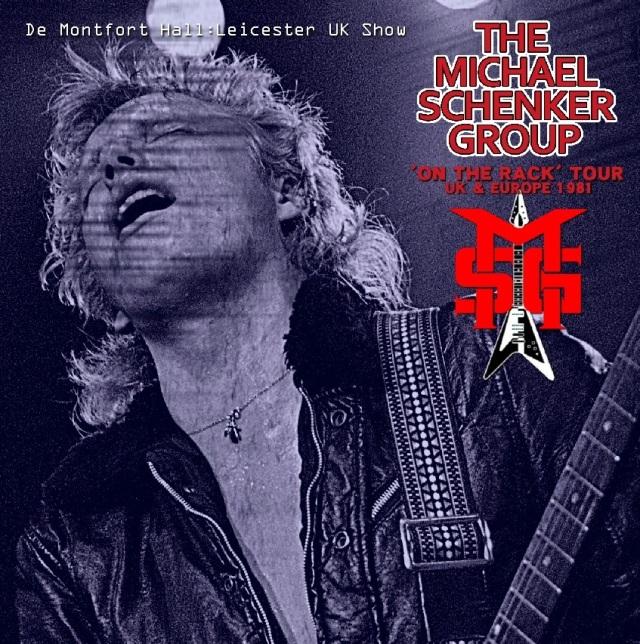 コレクターズCD Michael Schenker Group - On The Rack Tour 1981