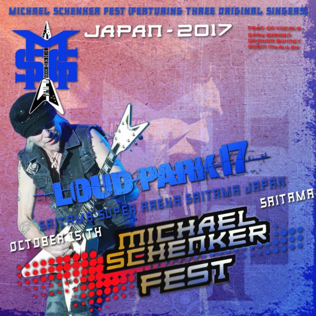 コレクターズCD マイケルシェンカー2017年日本公演