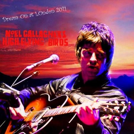 コレクターズCD Noel Gallagher's High Flying Birds(ノ  エル・ギャラガーズ・ハイ・フライング・バーズ) 2011年 BBC