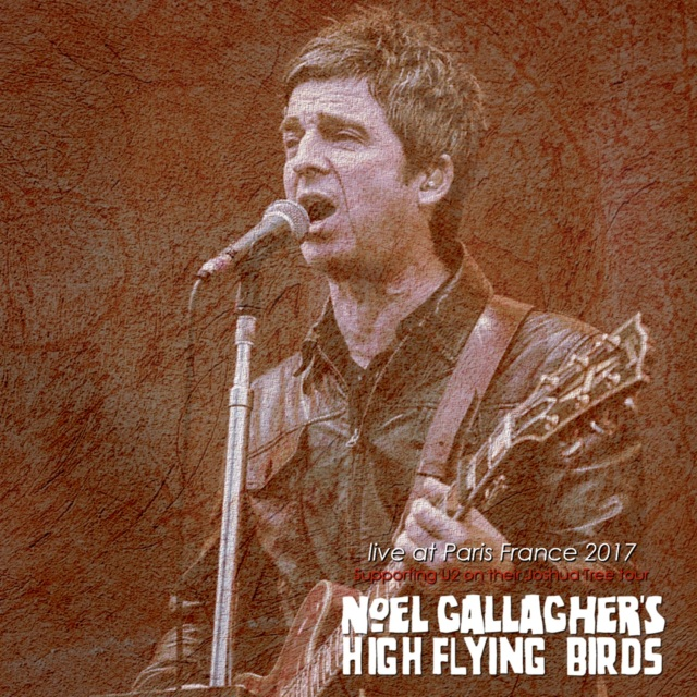 コレクターズCD Noel Gallagher's High Flying Birds - European tour 2017