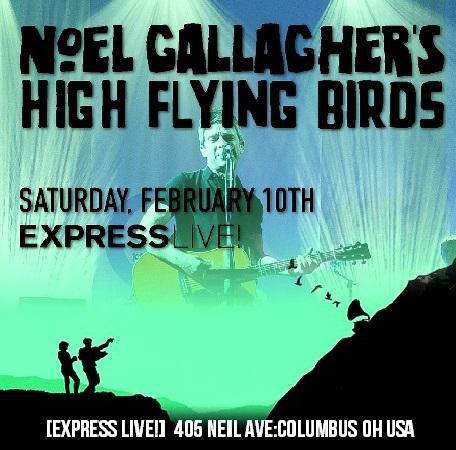 コレクターズCD Noel Gallagher's High Flying Birds - Who Built the Moon? Tour 2018