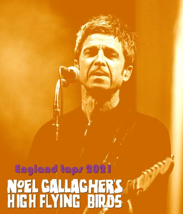 コレクターズBlu-ray  Noel Gallagher's High Flying Birds - England tapes 2021