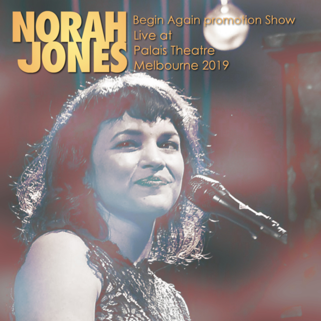 コレクターズCD Norah Jones - Australian Tour 2019