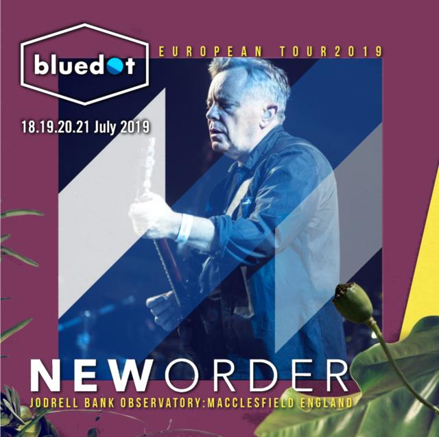 コレクターズCD New Order - European Tour2019