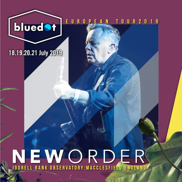 コレクターズCD New Order - European Tour2019
